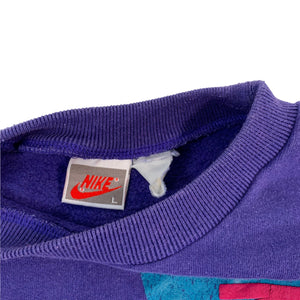 "Vintage Nike Michael Jordan ""Puffy Ink"" Crewneck Sweatshirt"