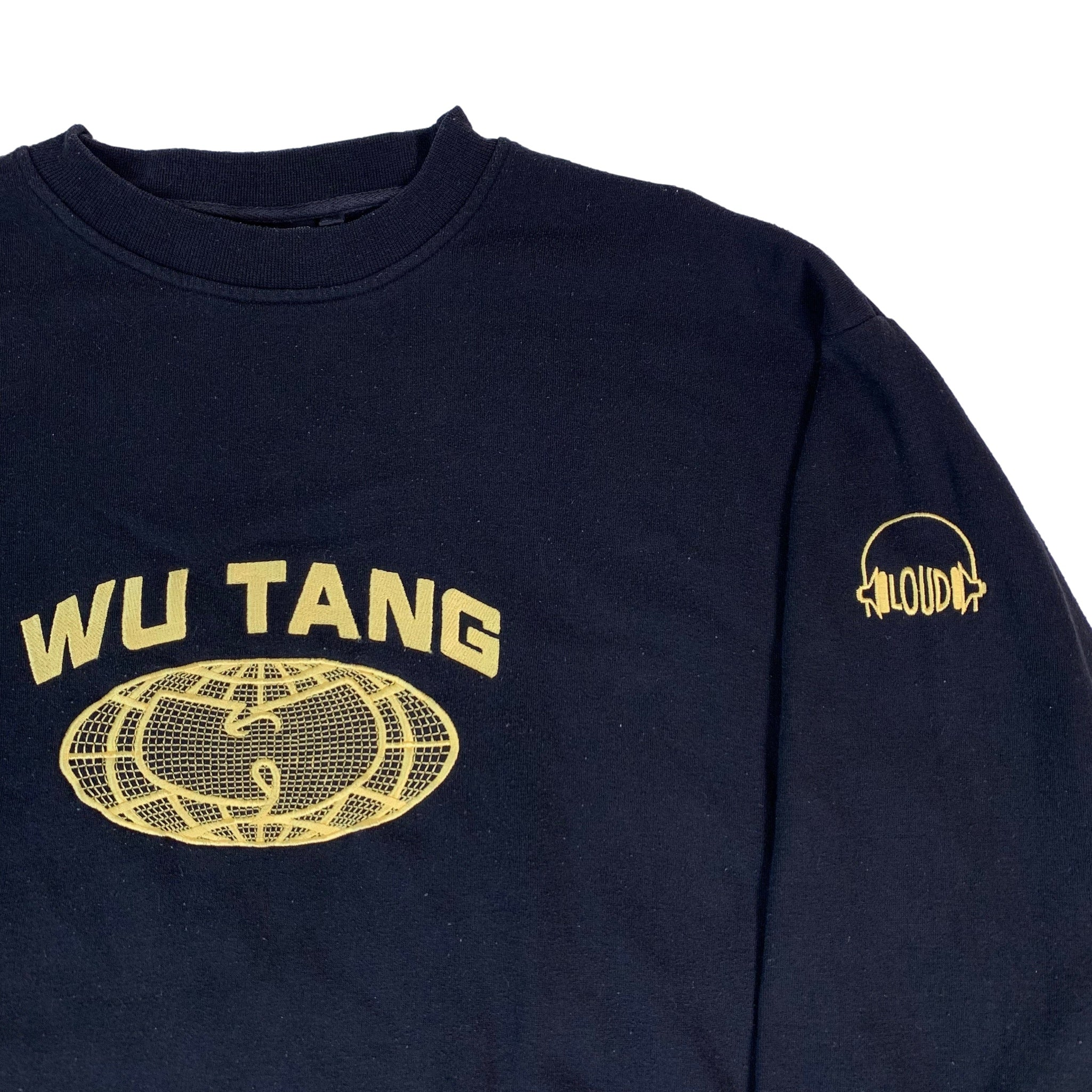 "Vintage Wu Wear ""Loud Records"" Crewneck Sweatshirt"