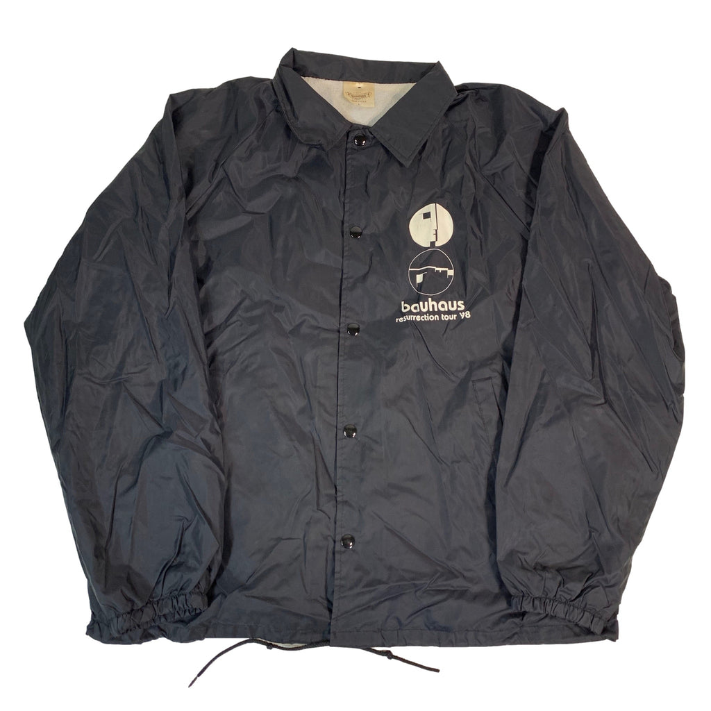 "Vintage Bauhaus ""'98 Resurrection"" Coaches Jacket"