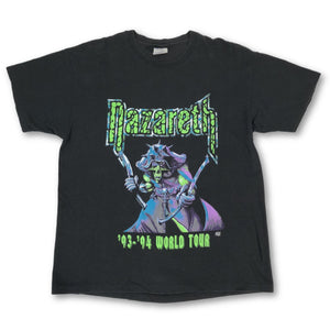 "Vintage Nazareth ""'93-94 World Tour"" T-Shirt"
