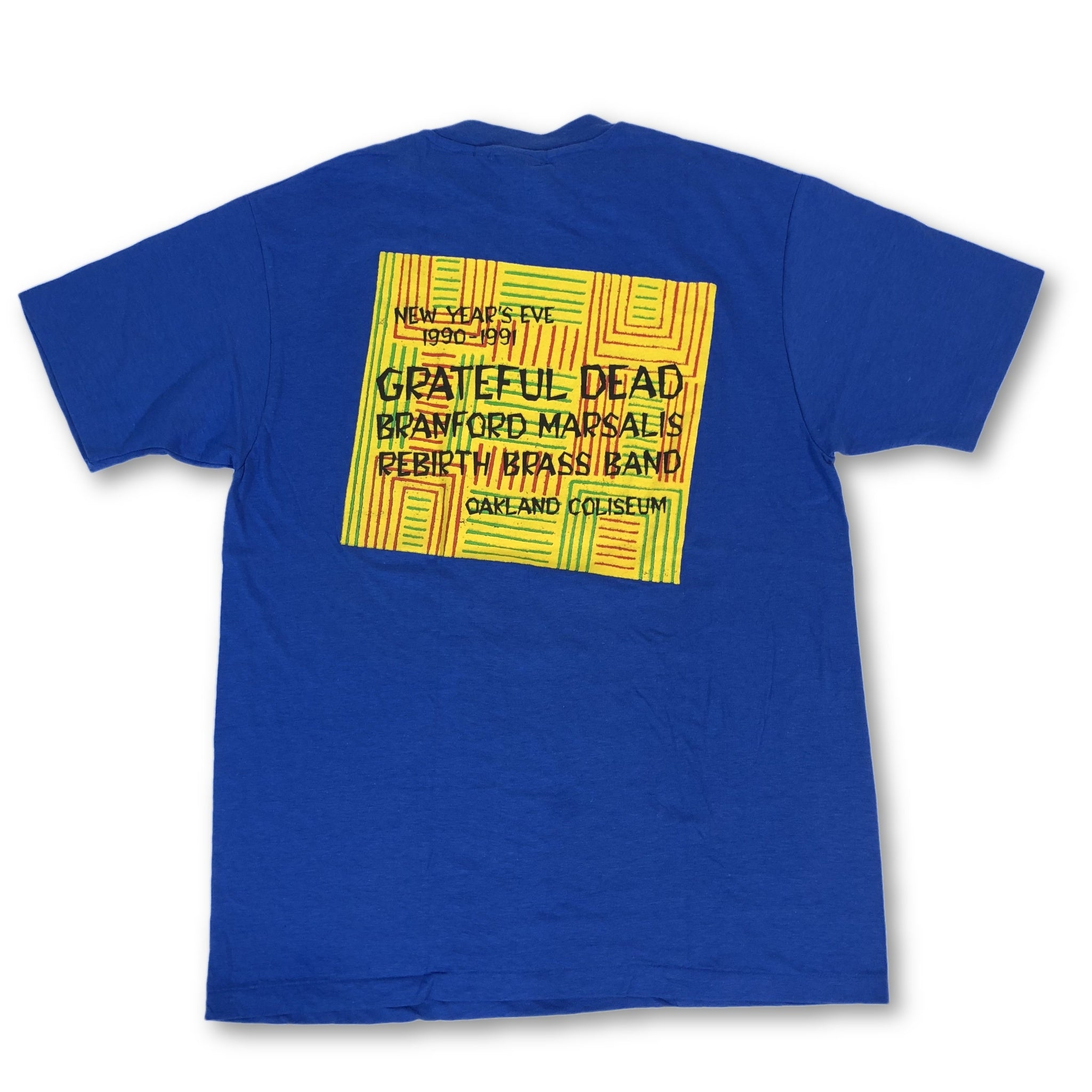 "Vintage Grateful Dead ""Mumbo In The Jumbo"" Staff T-Shirt"