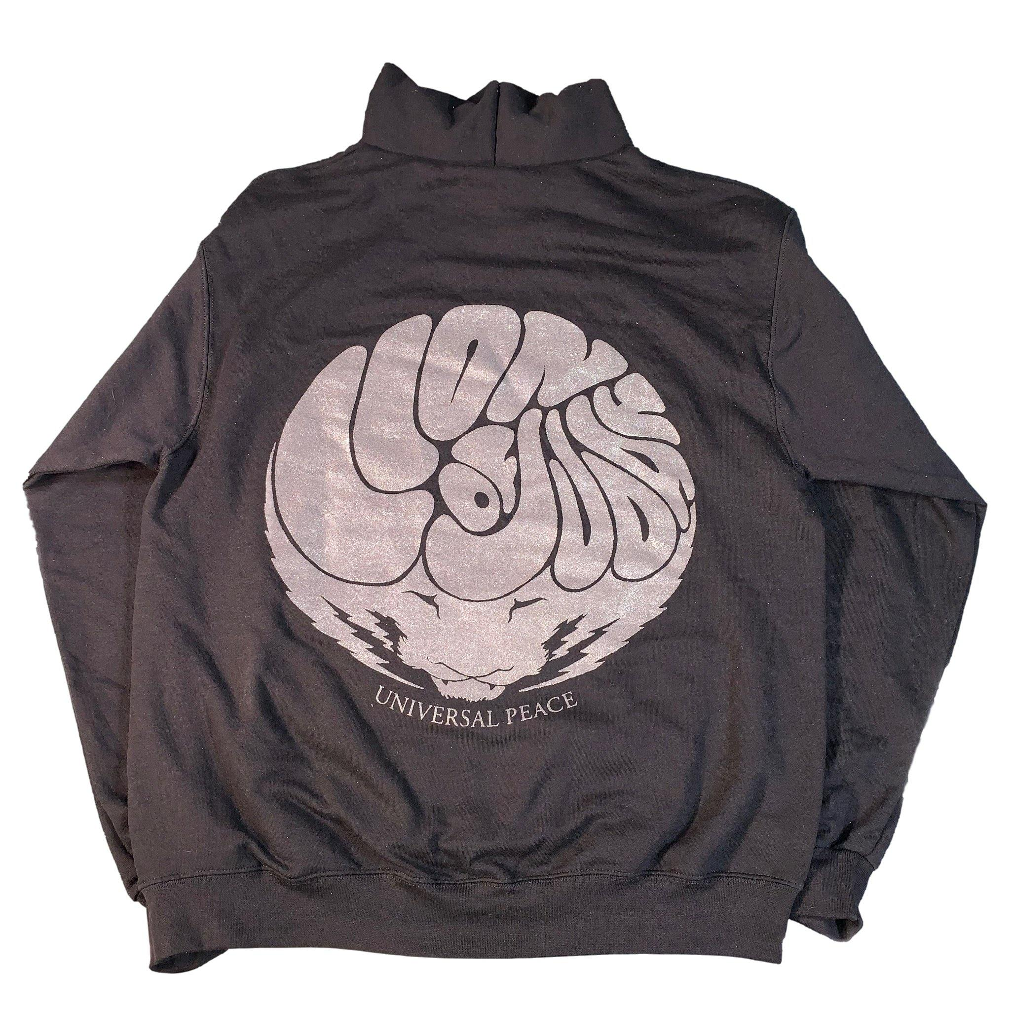 Lion Of Judah Reflective Ink Champion Hoodie
