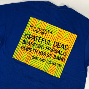 "Vintage Grateful Dead ""Mumbo In The Jumbo"" Staff T-Shirt - jointcustodydc"