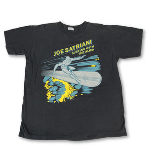 "Vintage Joe Satriani ""Surfing With The Alien"" T-Shirt"