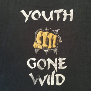 "Vintage Skid row ""Youth Gone Wild"" T-Shirt"
