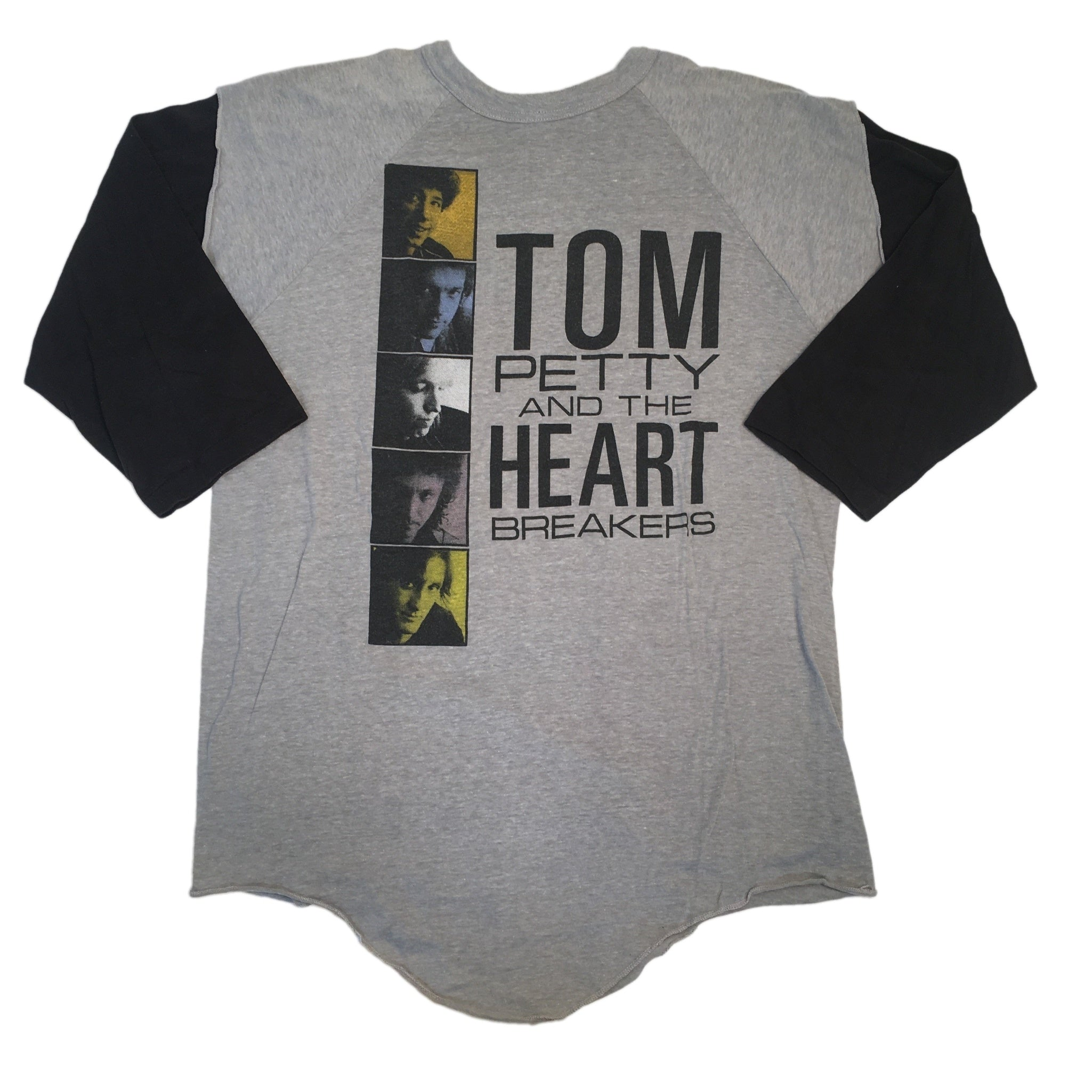 "Vintage Tom Petty And The Heartbreakers ""Southern Accents"" Raglan"