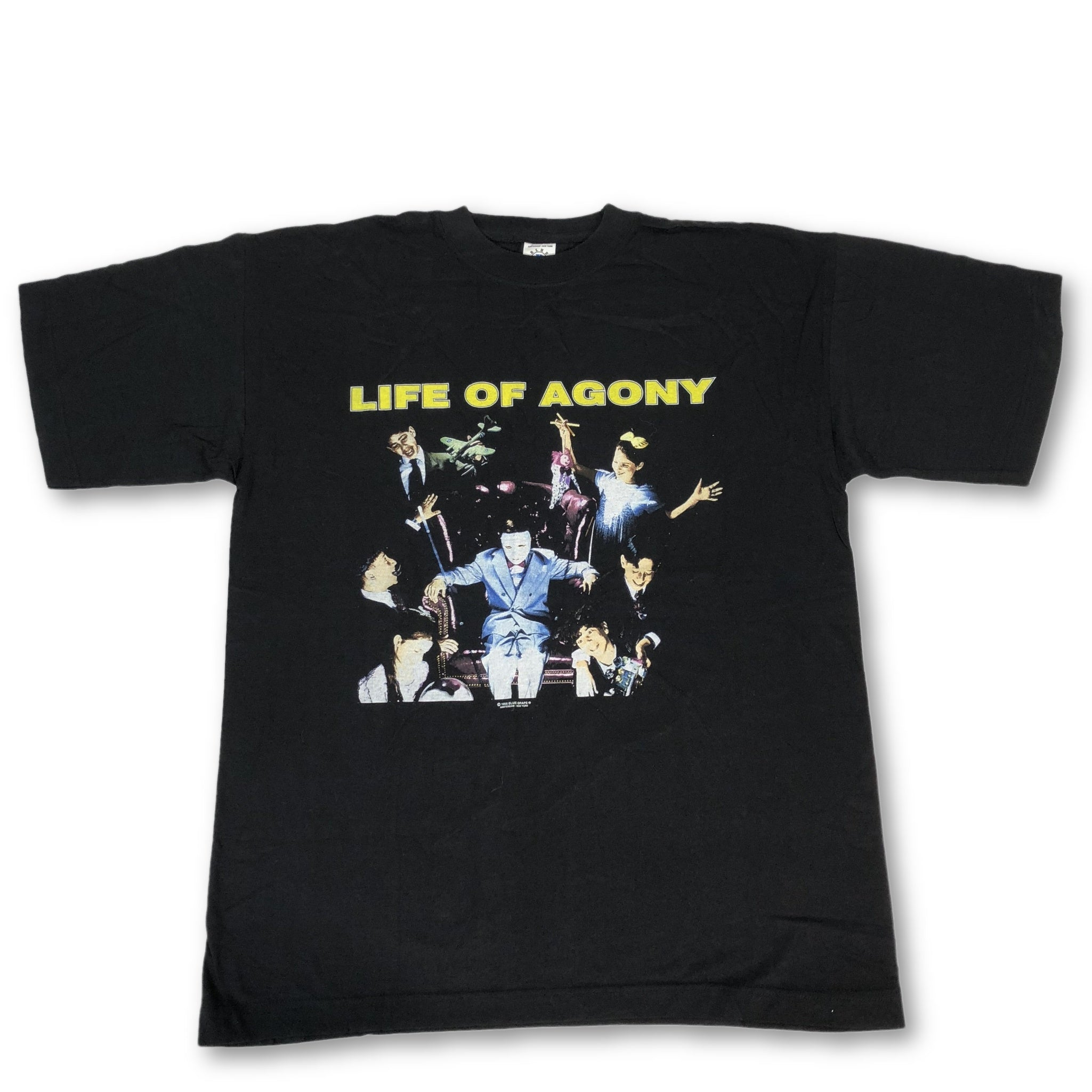 "Vintage Life of Agony ""Lost at 22"" T-Shirt"