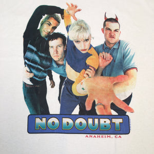 "Vintage No Doubt ""Group Photo"" T-Shirt"