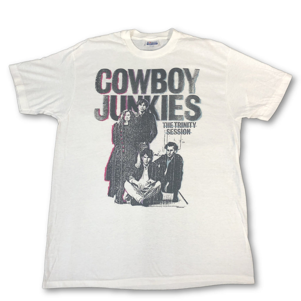 "Vintage Cowboy Junkies ""The Trinity Session"" T-Shirt"