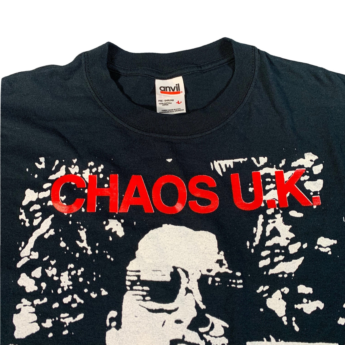 "Vintage Chaos UK ""One Hundred Percent"" T-Shirt"