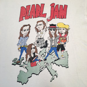 "Vintage Pearl Jam ""World Jam"" T-Shirt"