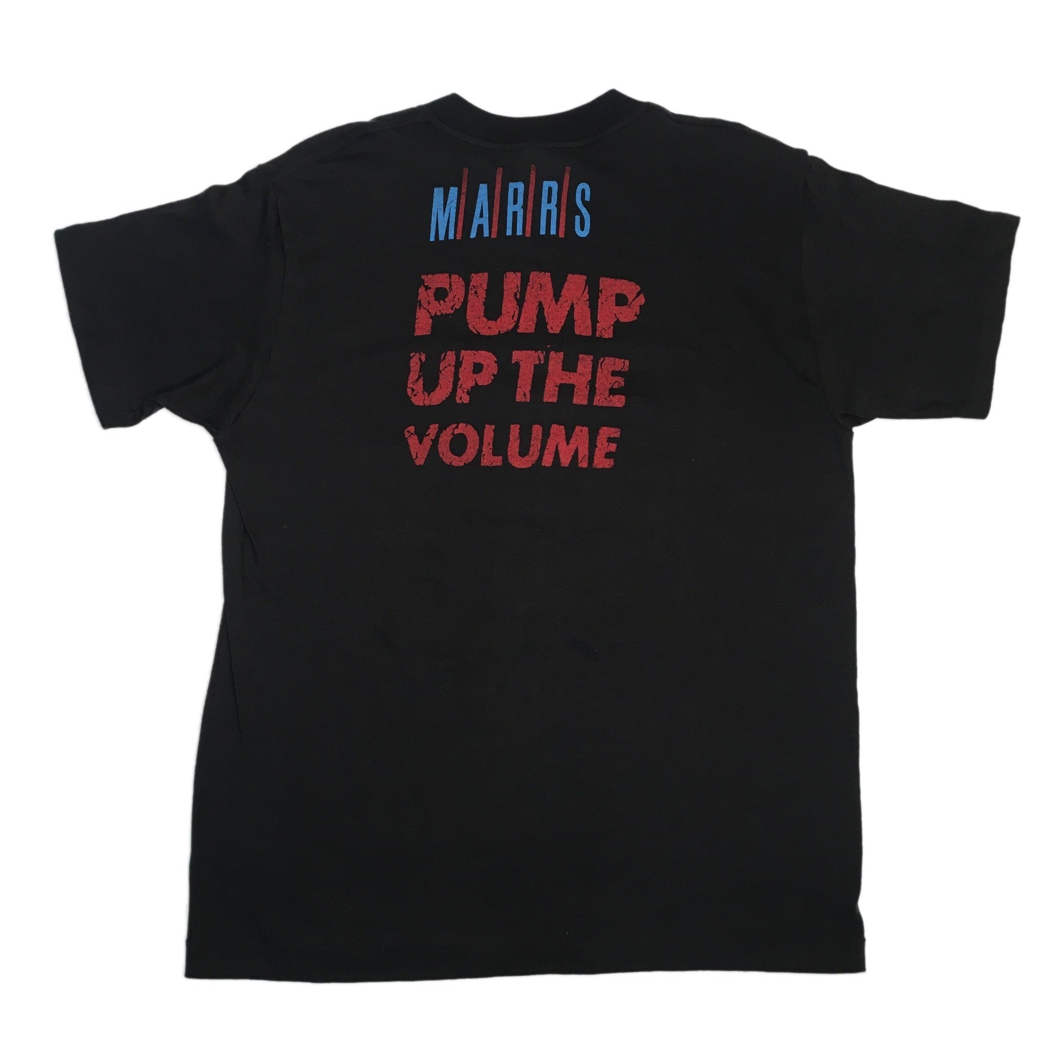 "Vintage MARRS ""Pump Up The Volume"" T-Shirt"