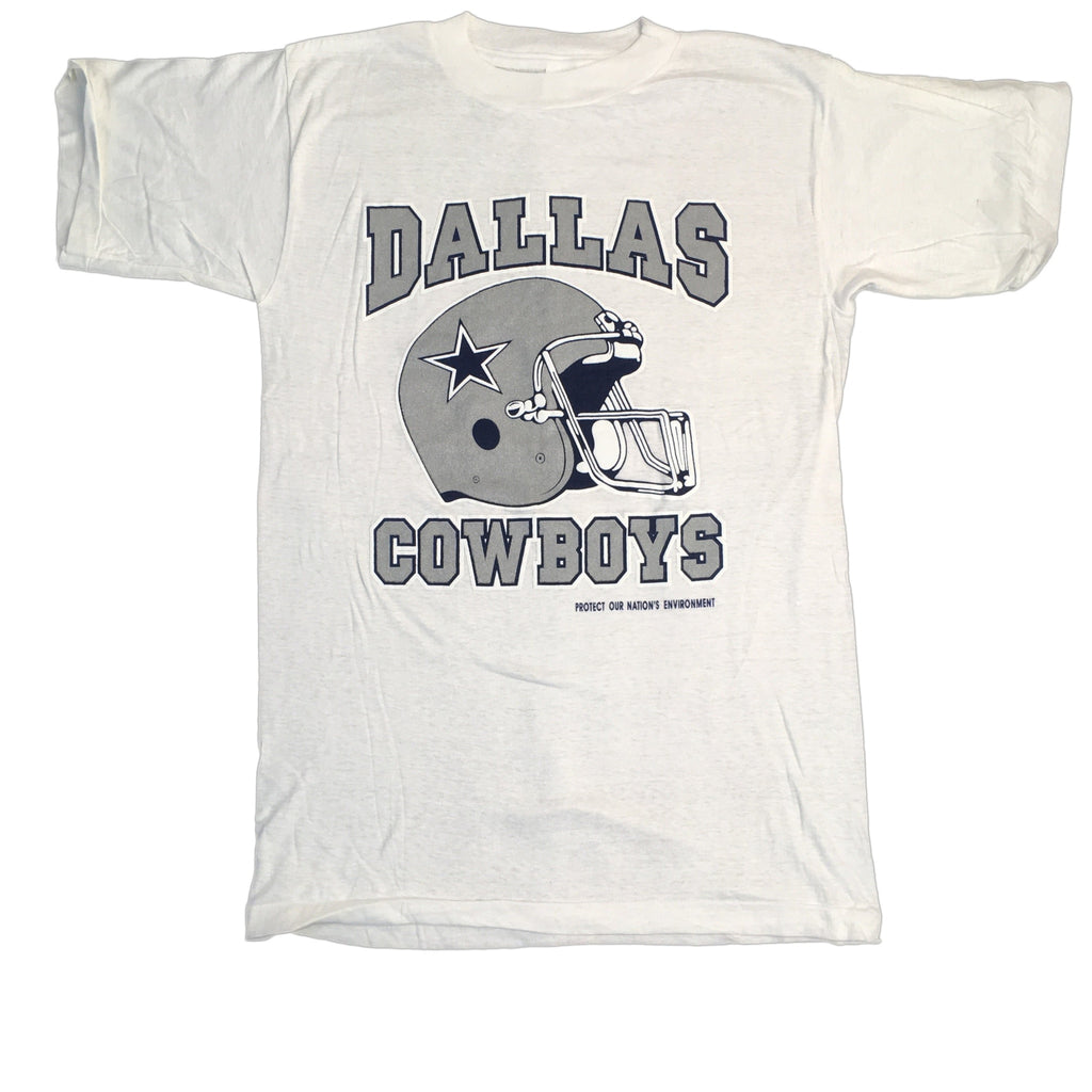 "Vintage Dallas Cowboys ""Protect Our Nations"" T-Shirt"
