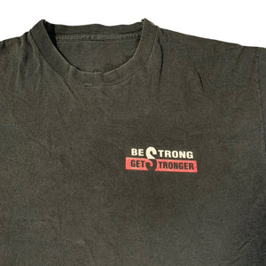 "Vintage Rollins Band ""Be Strong Get Stronger"" T-Shirt"