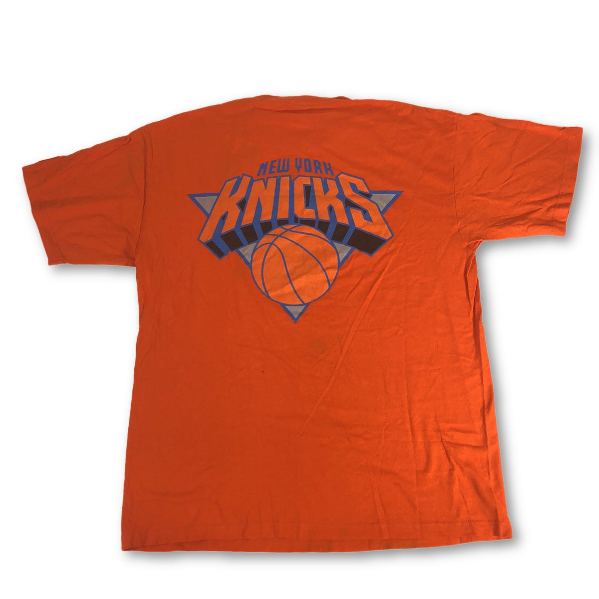 "Vintage New York Knicks ""Eastern Conference"" Starter T-Shirt - jointcustodydc"