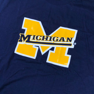"Vintage Michigan ""Logo"" T-Shirt"