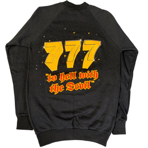 "Vintage Stryper ""To Hell With The Devil"" Crewneck Sweatshirt"