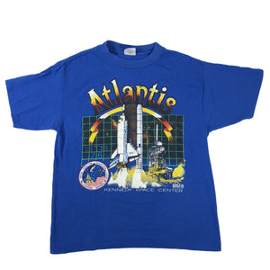 "Vintage Kennedy Space Center ""Atlantis"" T-Shirt"