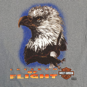 "Vintage Harley-Davidson ""Freedom Of Flight"" T-Shirt"