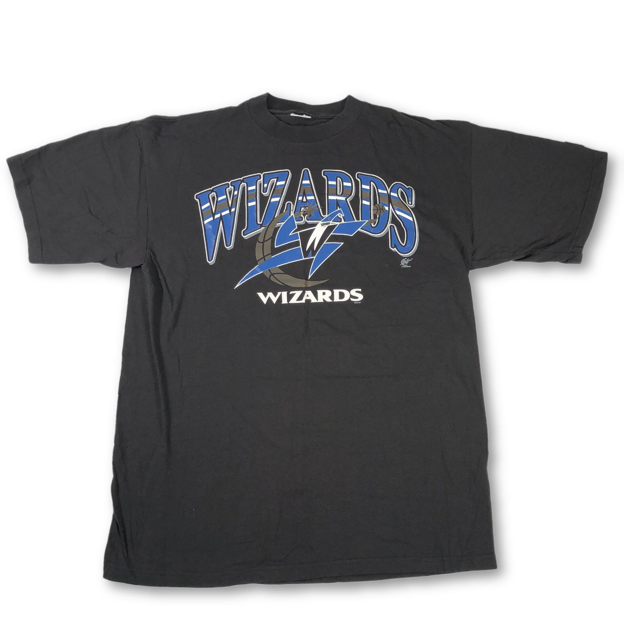 "Vintage Washington Wizards ""Logo"" Starter T-Shirt"