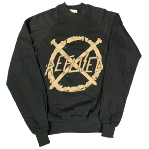 "Vintage Refused ""Slayer"" Crewneck Sweatshirt"