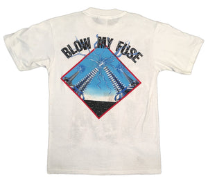 "Vintage KIX ""Blow My Fuse"" T-Shirt"