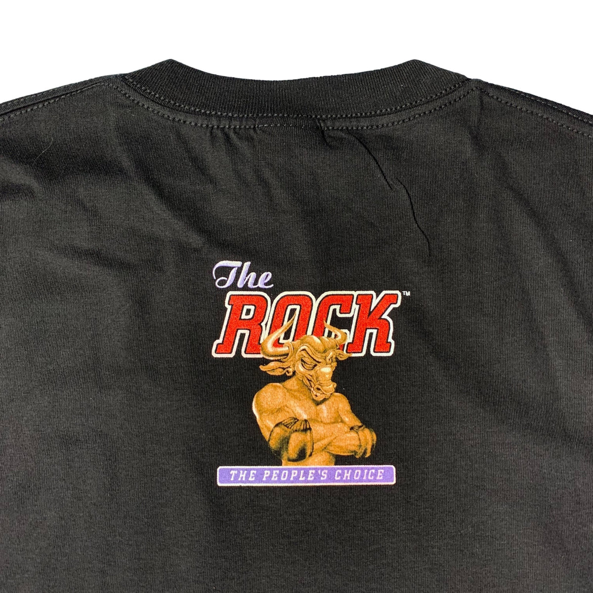 "Vintage The Rock ""Of All Ages"" T-Shirt"
