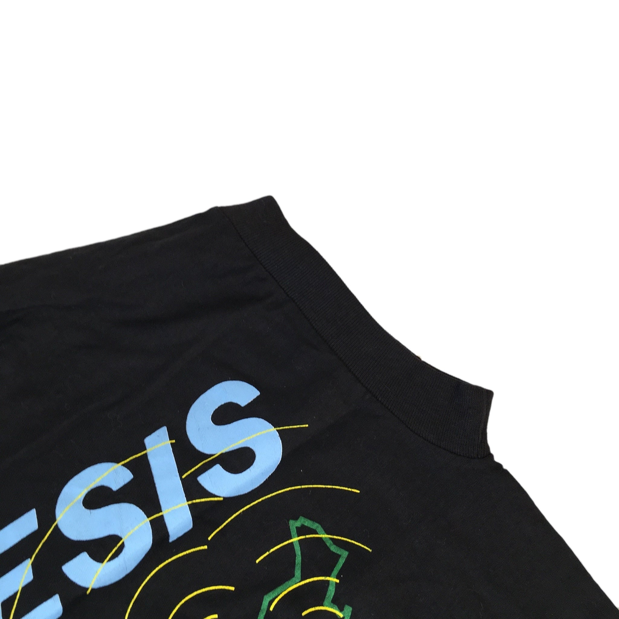 "Vintage Genesis ""Invisible Touch"" Sleeveless T-Shirt"