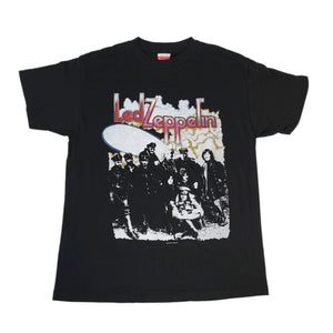 "Vintage Led Zeppelin ""Group Photo"" T-Shirt"