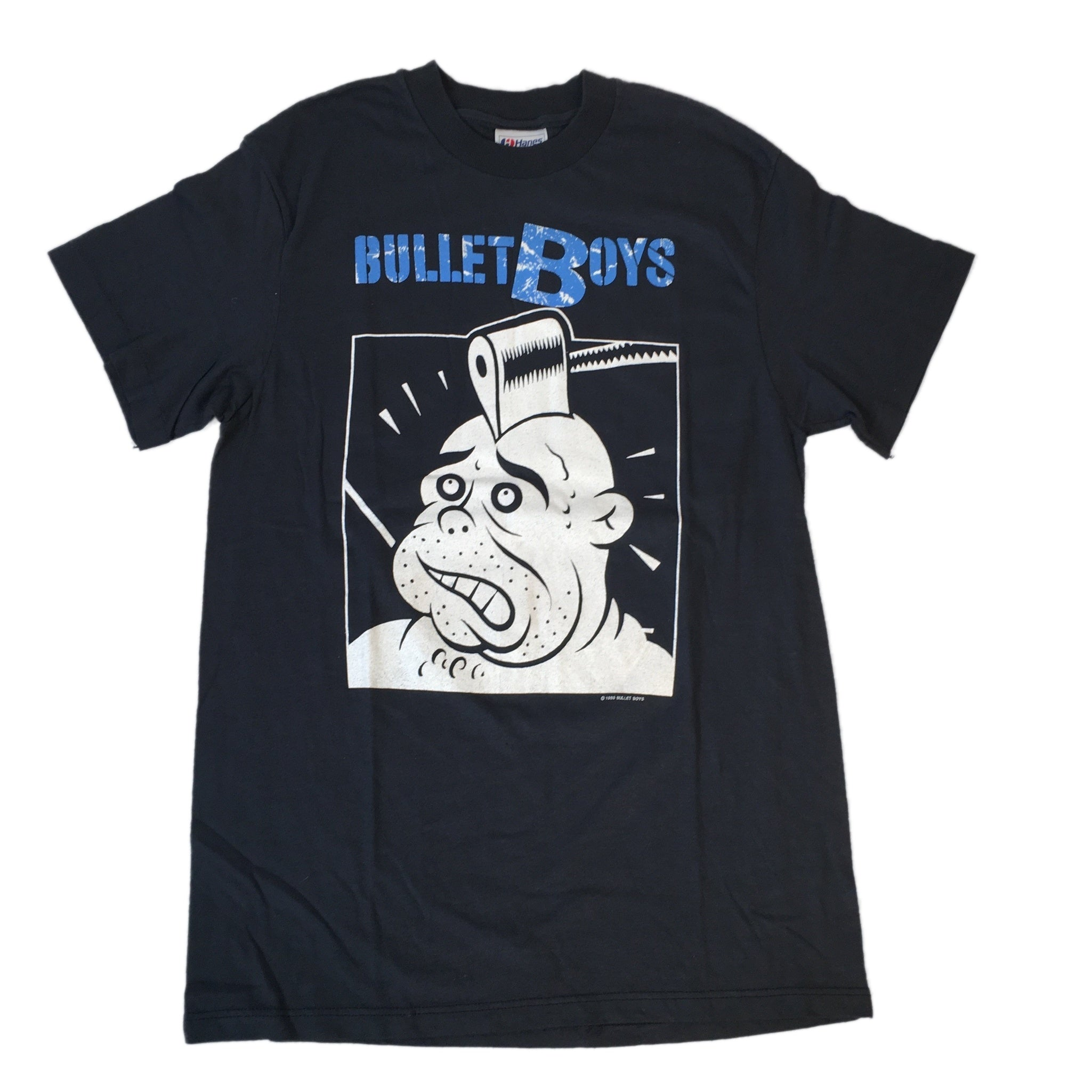 "Vintage Bulletboys ""For The Love Of Money"" T-Shirt"