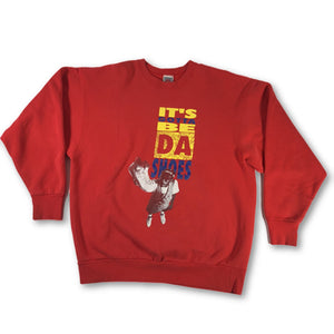 "Vintage Nike Mars Blackmon ""Its Gotta Be Da Shoes"" Crewneck Sweatshirt"