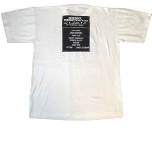 "Vintage Iggy Pop ""Brick By Brick"" T-Shirt"