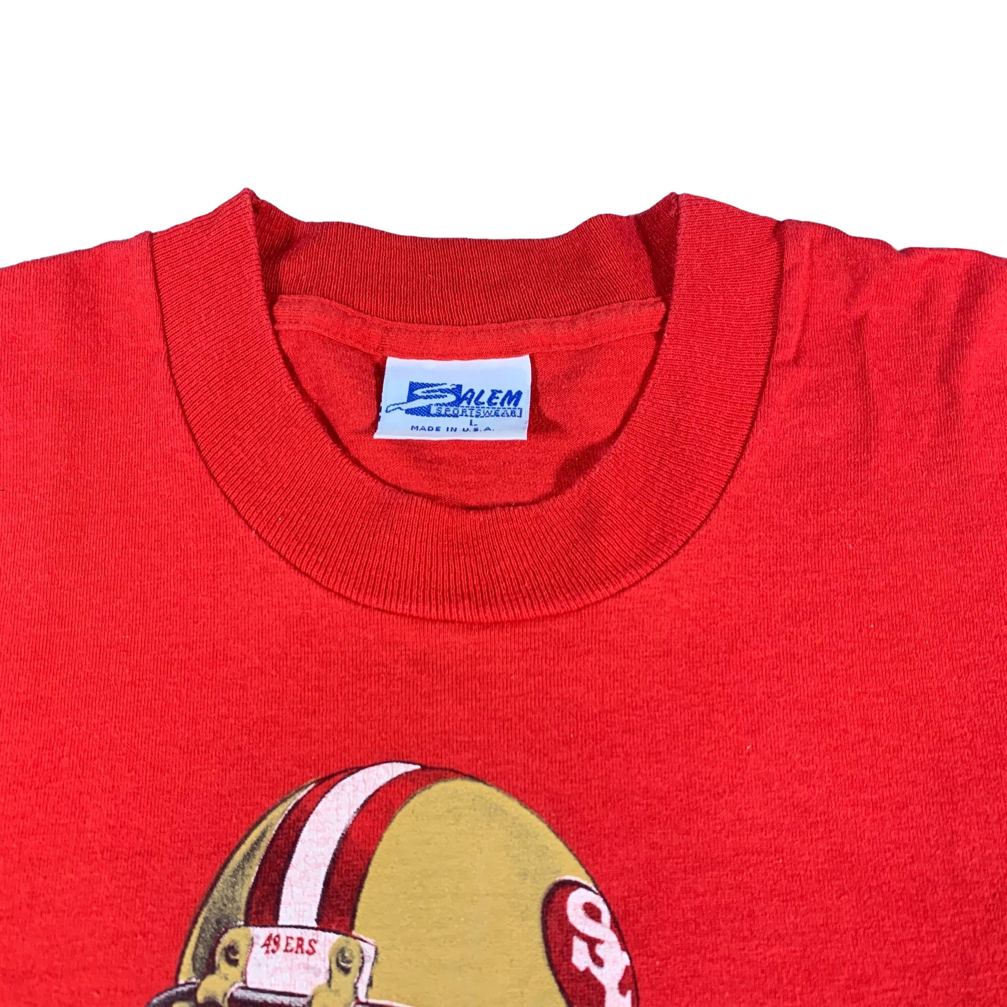 "Vintage Joe Montana ""San Francisco"" T-Shirt"