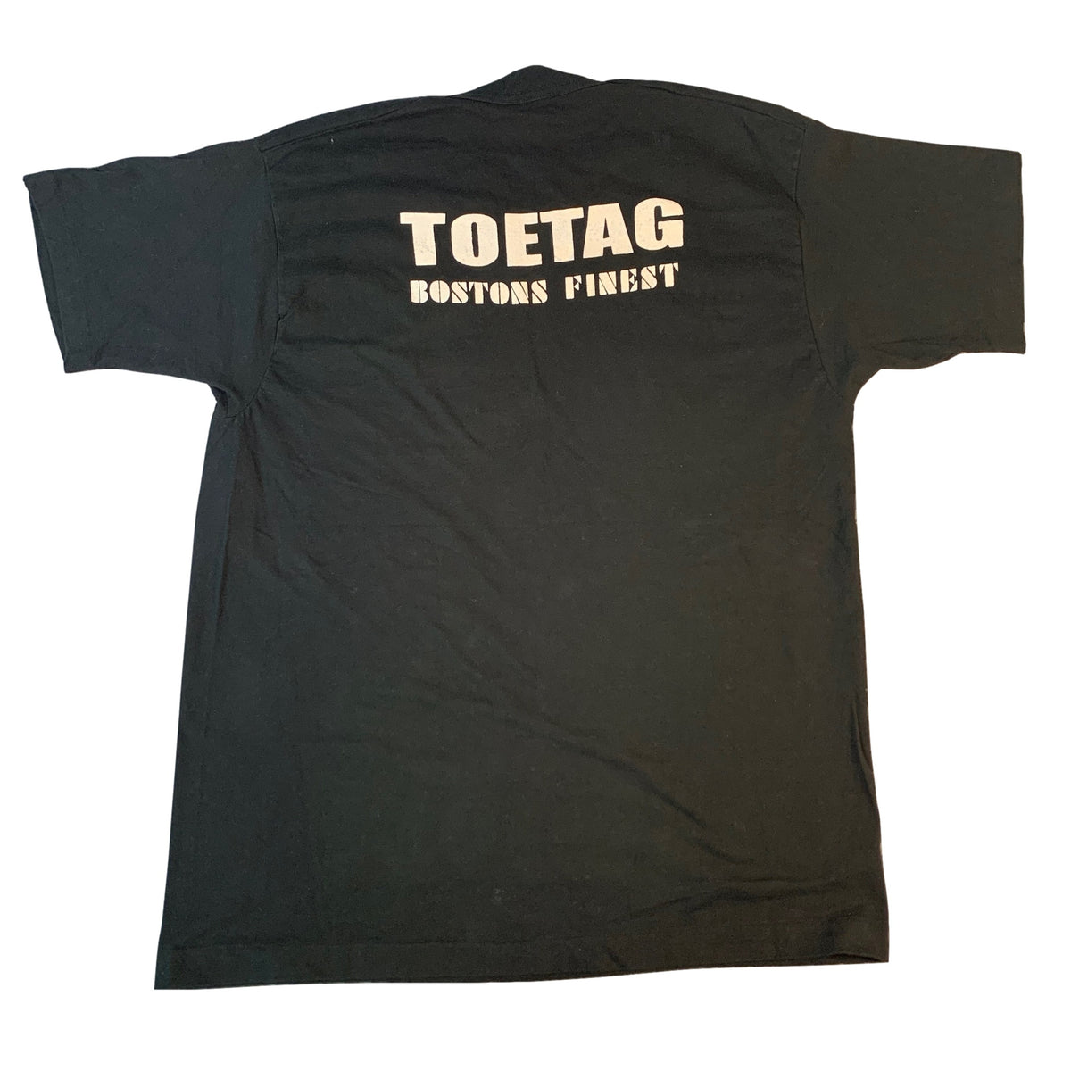 "Vintage Toetag ""Boston"" T-Shirt"