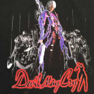 "Vintage Capcom ""Devil May Cry"" T-Shirt"