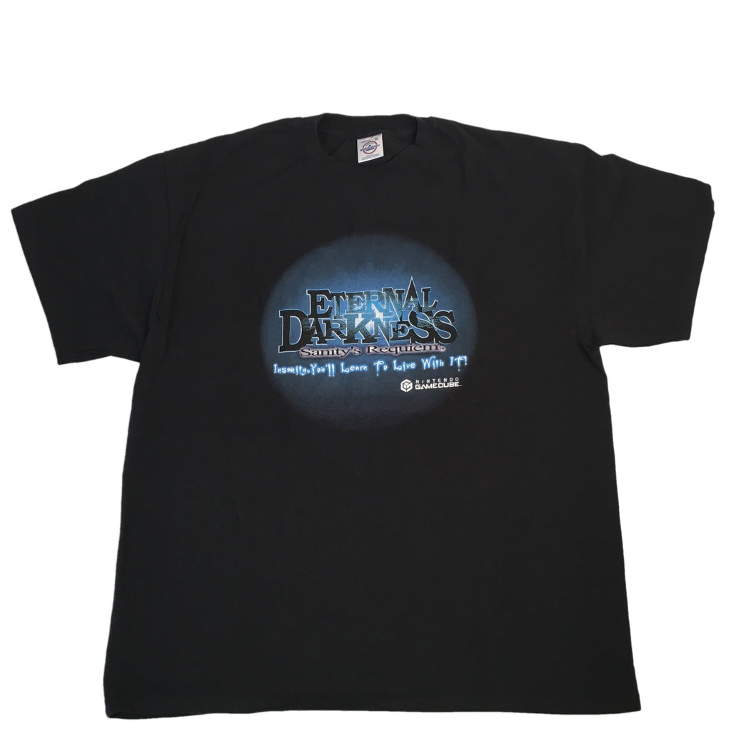 "Vintage Eternal Darkness ""Sanity's Requiem"" T-Shirt"