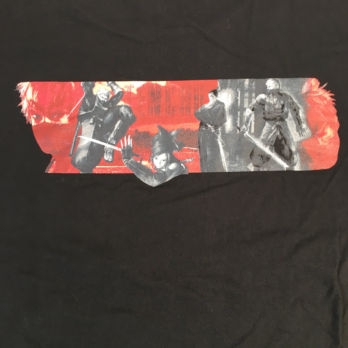 "Vintage Tenchu ""Wrath Of Heaven"" T-Shirt"