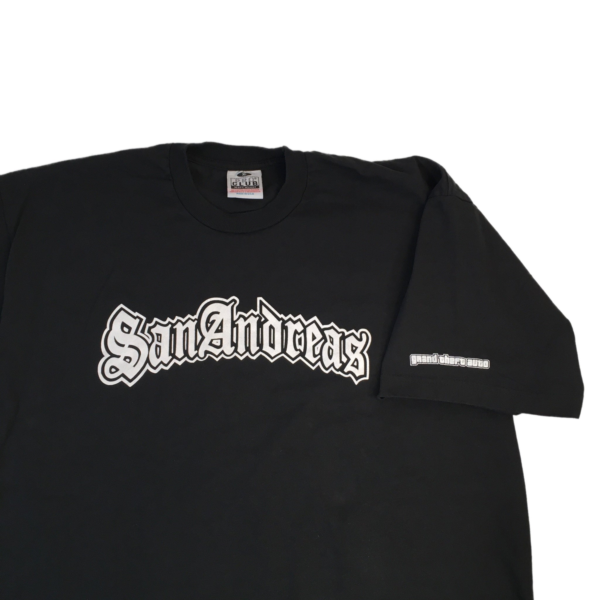 "Vintage Grand Theft Auto ""San Andreas"" T-Shirt"