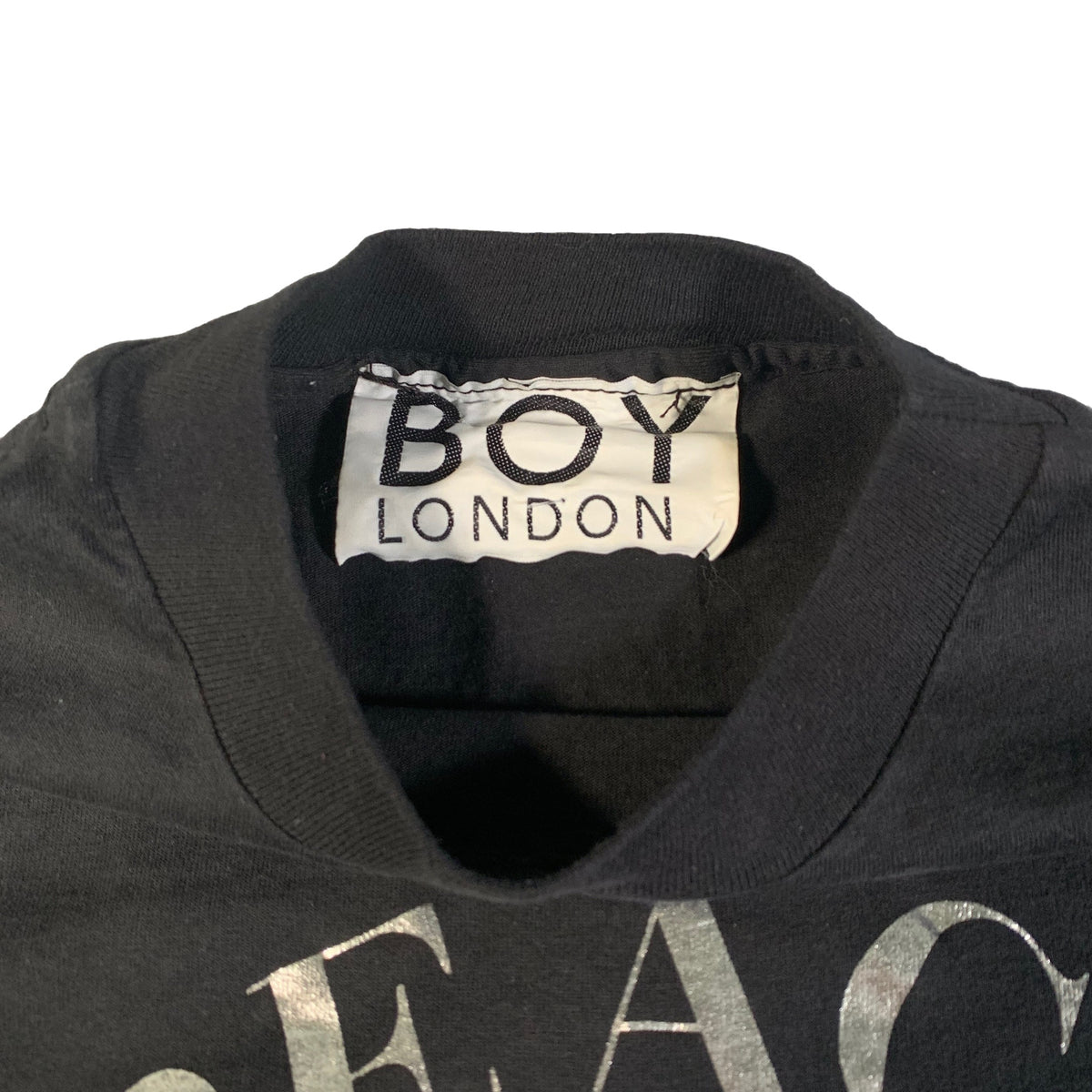 "Vintage Boy London ""Peace Posse"" T-Shirt"