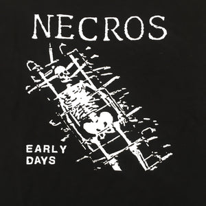 "Vintage Necros ""Early Days"" T-Shirt"