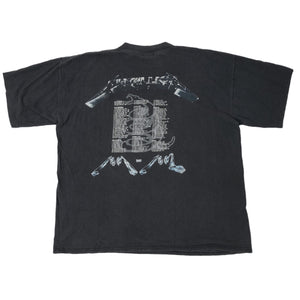 "Vintage Metallica ""Black Album Faces"" T-Shirt"