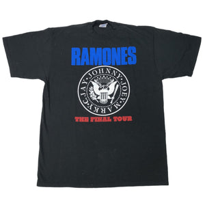 "Vintage Ramones ""The Final Tour"" T-Shirt"