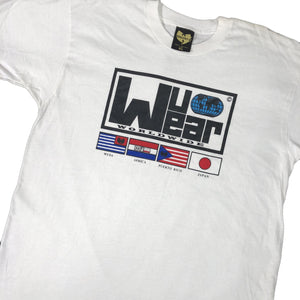 "Vintage Wu Wear ""Worldwide"" T-Shirt"