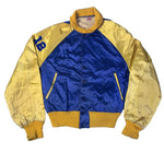 "Vintage McFaddin Sport Shop ""#12"" Satin Club Jacket"
