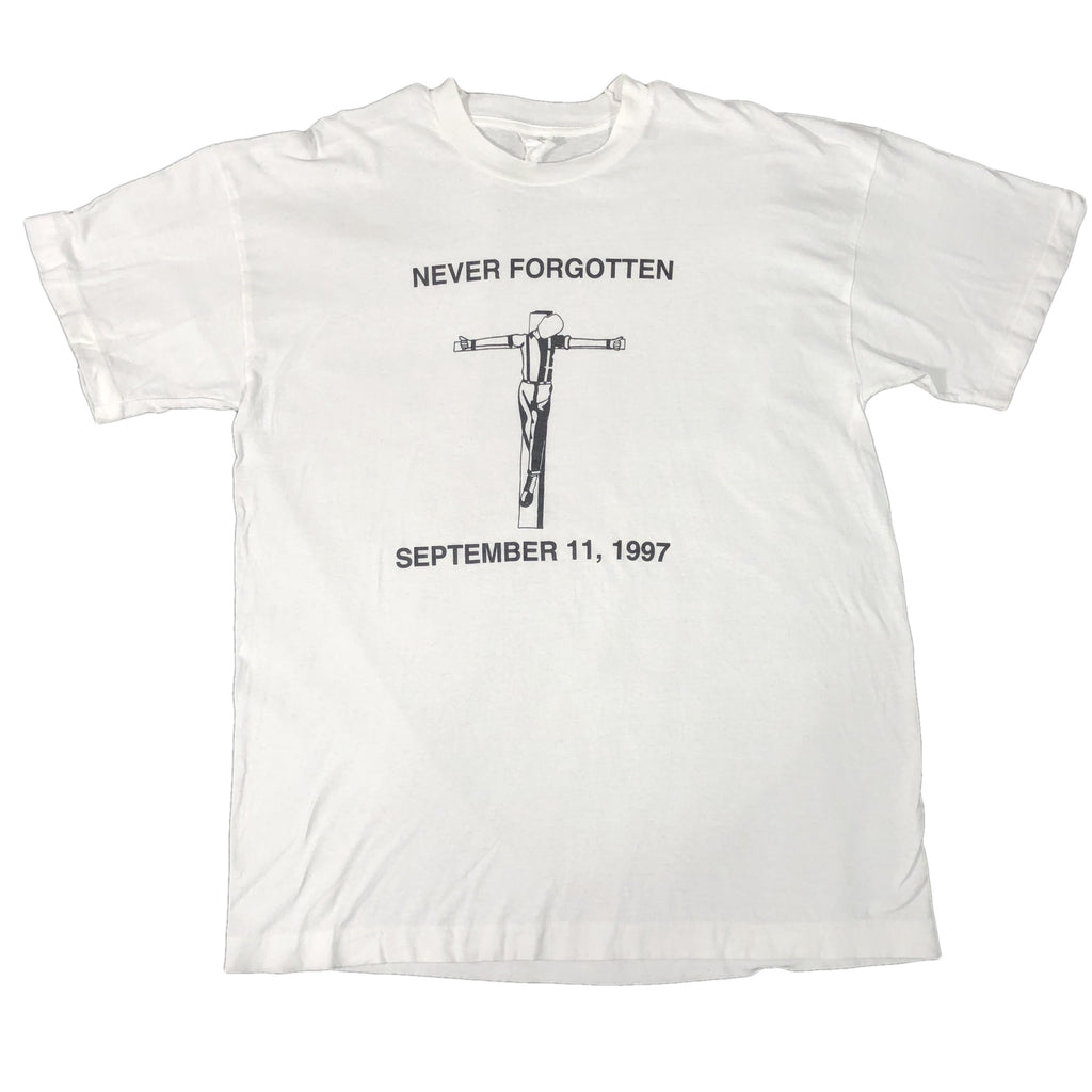 "Vintage Raybeez Tribute ""Never Forgotten"" T-Shirt"
