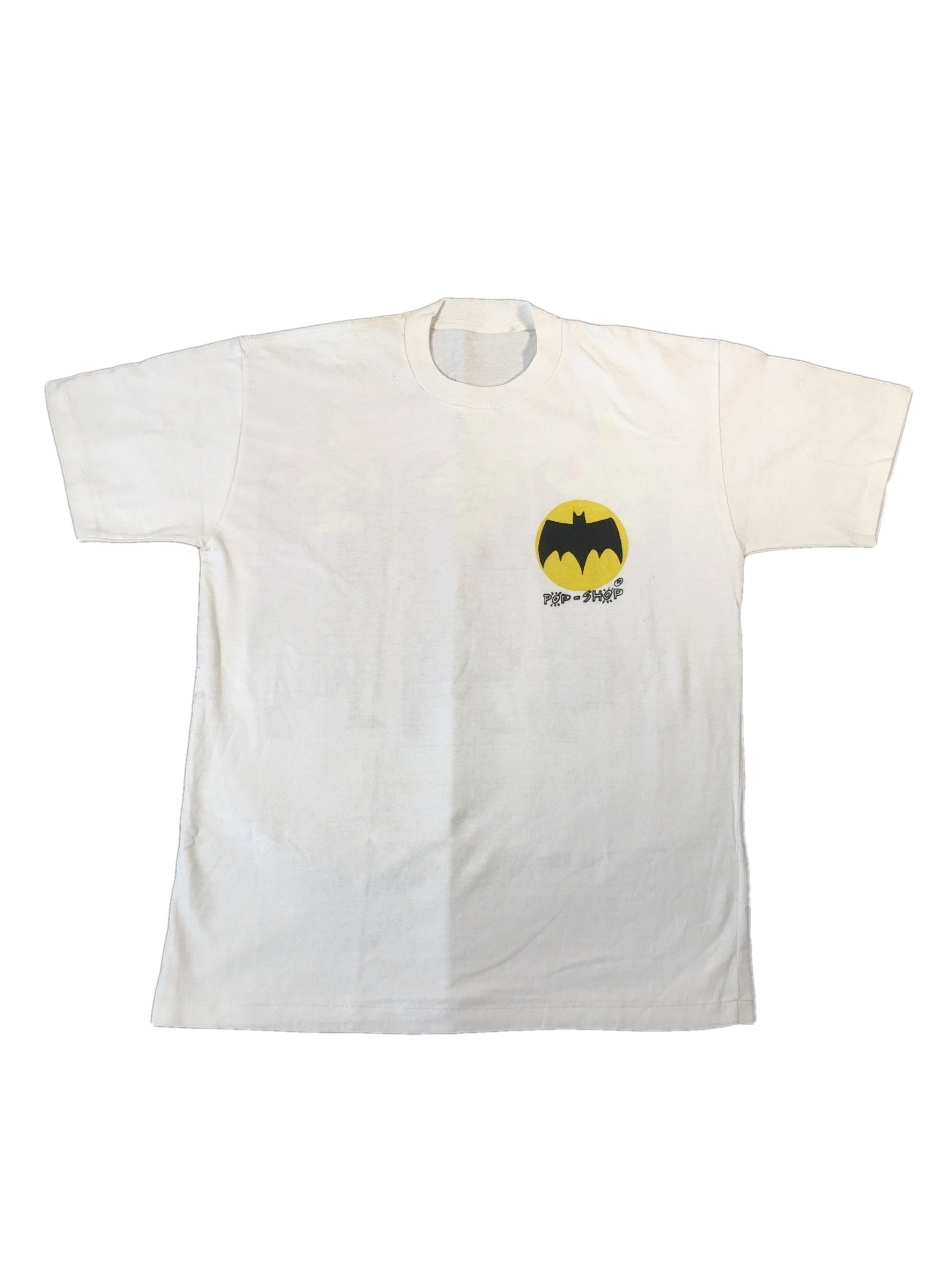 "Vintage Keith Haring Pop Shop ""Batman"" T-Shirt"