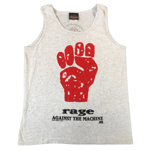 "Vintage Rage Against The Machine ""Molotov"" Tank Top"