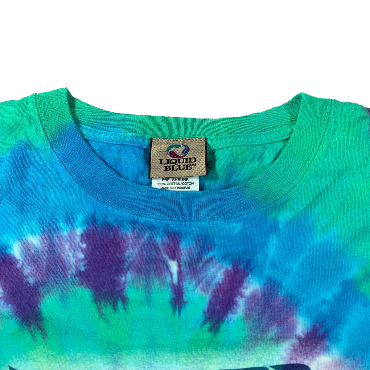 "Vintage The Beatles ""Rubber Soul"" Tye Dye T-Shirt"