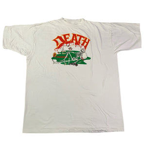 "Vintage Death ""Skeleton"" T-Shirt"