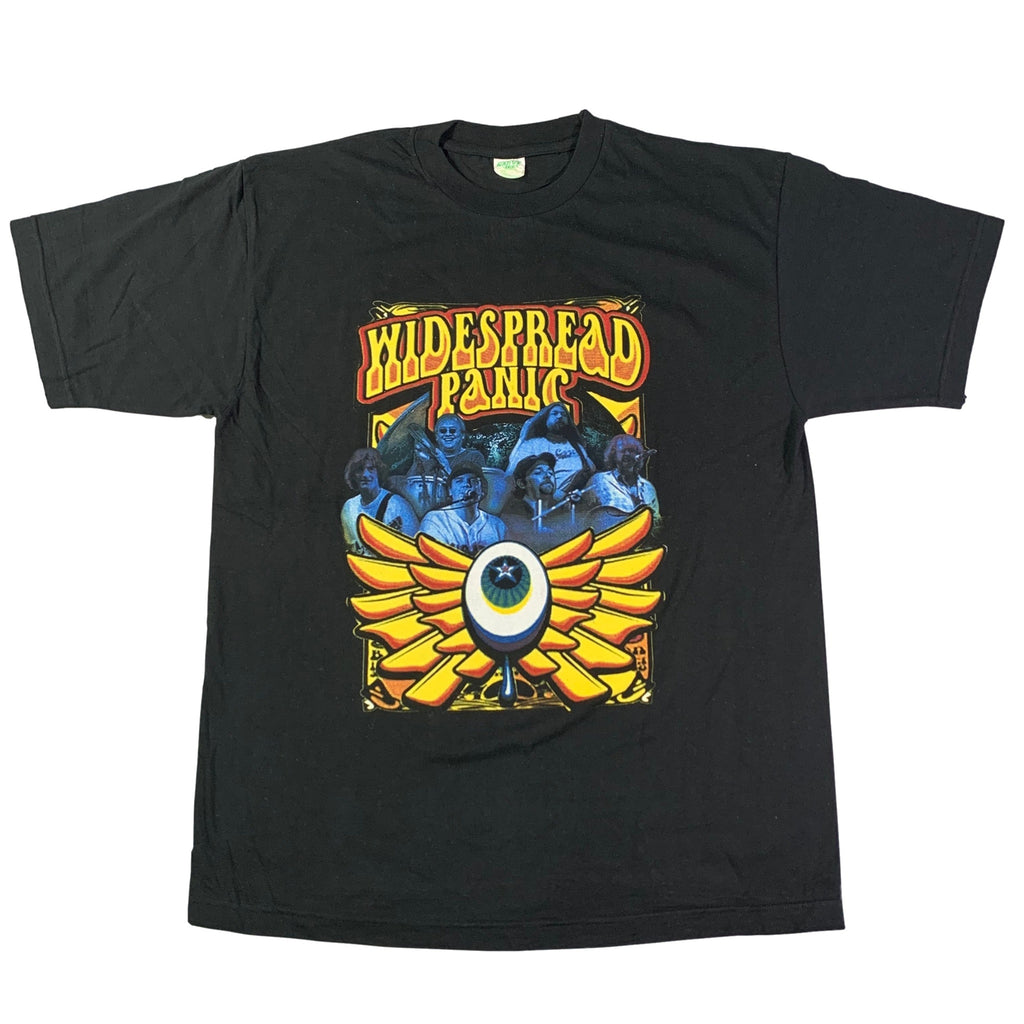 "Vintage Widespread Panic ""WP"" T-Shirt"
